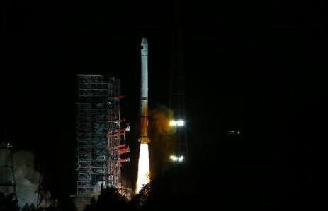 北斗卫星 长征三号甲运载火箭