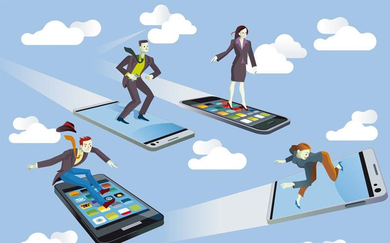 企效通移动考勤:用互联网的思维,做互联网时代的考勤管理